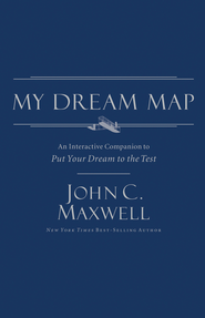 My Dream Map - eBook  -     By: John C. Maxwell