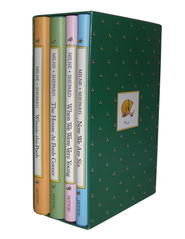 Pooh's Library, 4 Vol. Set   -     By: A.A. Milne     Illustrated By: Ernest H. Shepard