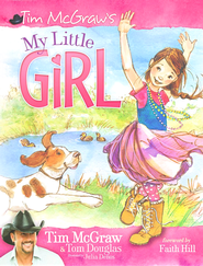 My Little Girl - eBook  -     By: Tim McGraw, Tom Douglas