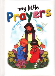 My Little Prayers - eBook  -     By: Stephanie Britt