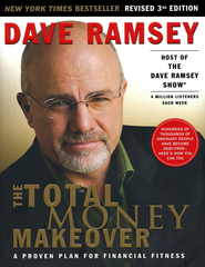 The Total Money Makeover: A Proven Plan for Financial Fitness, Third Edition - Slightly Imperfect  -     By: Dave Ramsey