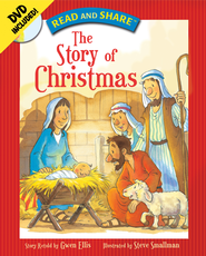 Read and Share: The Story of Christmas - eBook  -     By: Gwen Ellis