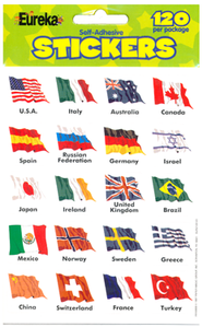 World Flags (20 countries)  -