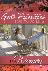God's Priorities for Your Life for Women   -