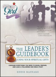 Following God: Spiritual Gifts, Leader's Guide   -