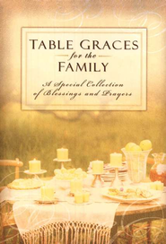 Table Graces for the Family - eBook  -