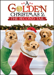A Golden Christmas: The Second Tail   -