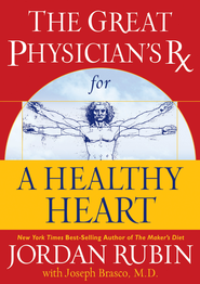 The Great Physician's Rx for a Healthy Heart - eBook  -     By: Jordan S. Rubin, Joseph Brasco