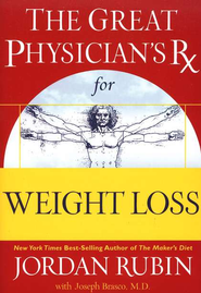 The Great Physician's Rx for Weight Loss - eBook  -     By: Jordan S. Rubin, David M. Remedios