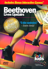 Beethoven Lives Upstairs DVD  -