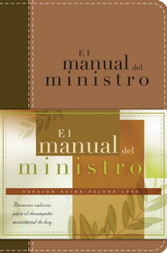 The Minister's Manual -El Manual Del Ministro - eBook  -