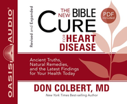 The New Bible Cure for Heart Disease - Unabridged Audiobook  [Download] -     By: Don Colbert M.D.