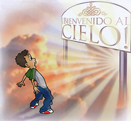 Welcome to Heaven - Spanish  Pack of 25   -