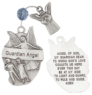 Guardian Angel Pocket Prayer  -