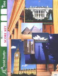 4th Edition Social Studies SCORE Key 1004 Grade 1  -
