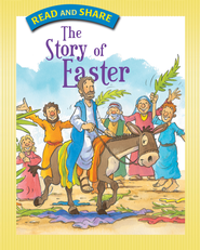 The Story of Easter: Read and Share - eBook  -     By: Gwen Ellis