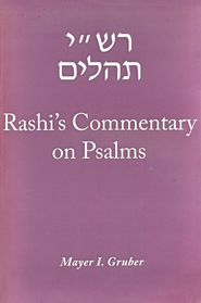 Rashi's Commentary on Psalms  -     By: Mayer I. Gruber