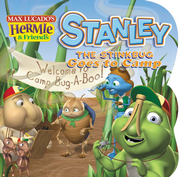 Stanley Stinking: The Stinkbug Goes to Camp  - eBook  -     By: Max Lucado