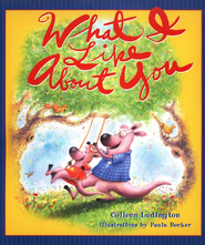 What I Like About You - eBook  -     By: Colleen Lundgren