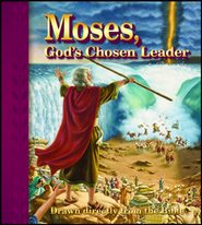 Moses, Gods Chosen Leader  -     By: Edward A. Engelbrecht