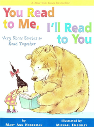 You Read to Me, I'll Read to You: Very Short Stories to Read Together Hardcover  -     By: Mary Ann Hoberman     Illustrated By: Michael Emberley