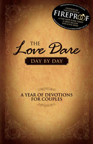 The Love Dare Day By Day: A Year of Devotions for Couples - eBook  -     By: Stephen Kendrick, Alex Kendrick