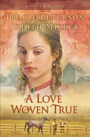 Love Woven True, A - eBook  -     By: Tracie Peterson, Judith Miller