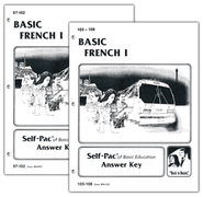 High School Language Elective: French SCORE Keys 97-108   -