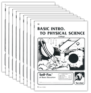 Advanced High School or College Elective: Introduction to Physical Science PACEs 1-10  -