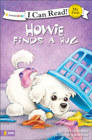 Howie Finds a Hug - eBook  -     By: Sara Henderson     Illustrated By: Aaron Zenz