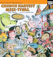Church Harvest Mess-tival - eBook  -     By: Mike Thaler