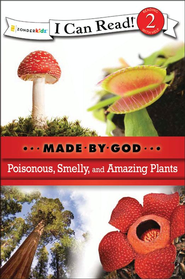 Poisonous, Smelly, and Amazing Plants - eBook  -