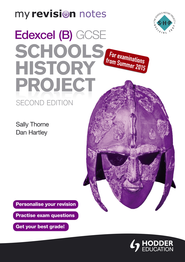 My Revision Notes Edexcel (B) GCSE Schools History Project 2nd edition / Digital original - eBook  -     By: Dan Hartley, Sally Thorne