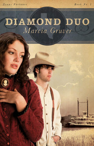 Diamond Duo - eBook  -     By: Marcia Gruver