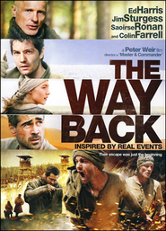 The Way Back, DVD   -