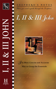Shepherd's Notes on 1, 2, 3 John - eBook   -     By: David R. Shepherd