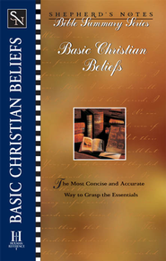 Shepherd's Notes on Basic Christian Beliefs - eBook   -