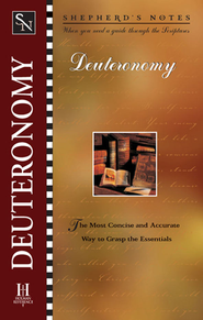 Shepherd's Notes on Deuteronomy - eBook   -