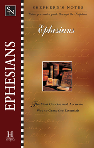 Shepherd's Notes on Ephesians - eBook   -     By: David R. Shepherd