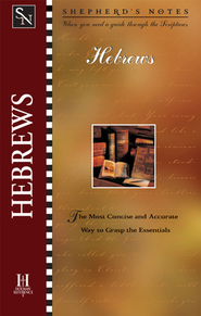 Shepherd's Notes on Hebrews - eBook   -     By: David R. Shepherd