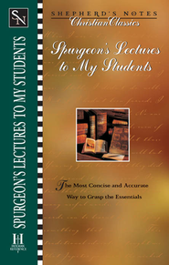 Shepherd's Notes on Spurgeon's Lectures to My Students - eBook  -     By: Charles H. Spurgeon