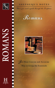 Shepherd's Notes on Romans - eBook   -