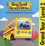 Sing, Spell, Read & Write Level 2 Music CDs (Set of 2 Audio CDs)  -