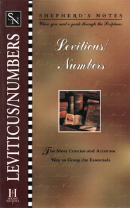 Shepherd's Notes on Leviticus, Numbers - eBook   -