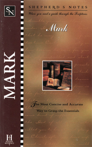Shepherd's Notes on Mark - eBook   -