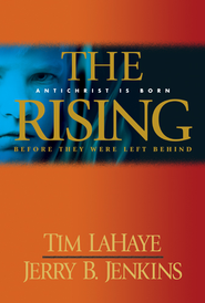 The Rising: Antichrist is Born / Before They Were Left Behind - eBook  -     By: Tim LaHaye, Jerry B. Jenkins