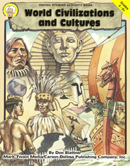 World Civilizations And Cultures, Grades 5 and Up   -     By: Don Blattner
