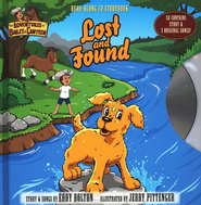 The Adventures of Bailey and Canteen: Lost and Found,  Read-Along Storybook  -     By: Eddy Bolton