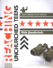 Reaching Unchurched Teens - Slightly Imperfect  -     By: Rick Bundschuh