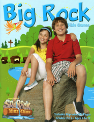Big Rock Bible Games  -